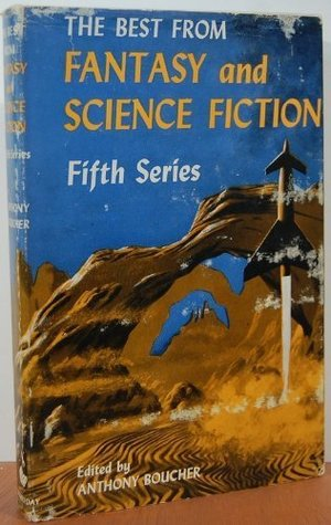 The Best from Fantasy and Science Fiction: Fifth Series