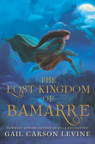 Image result for the lost kingdom of bamarre