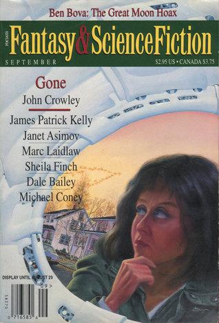 The Magazine of Fantasy & Science Fiction, September 1996 (The Magazine of Fantasy & Science Fiction, #544)
