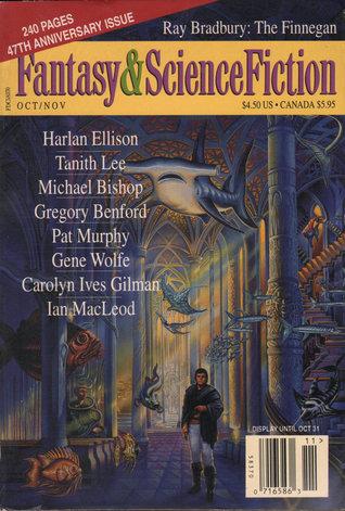 The Magazine of Fantasy & Science Fiction, October/November 1996 (The Magazine of Fantasy & Science Fiction, #545)