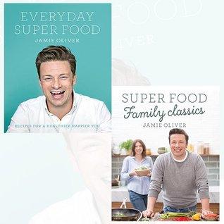 Jamie Oliver Super Food Collection 2 Books Bundle