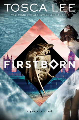 Firstborn(Descendants of the House of Bathory 2)