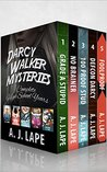 Darcy Walker Mysteries: Complete High School Years