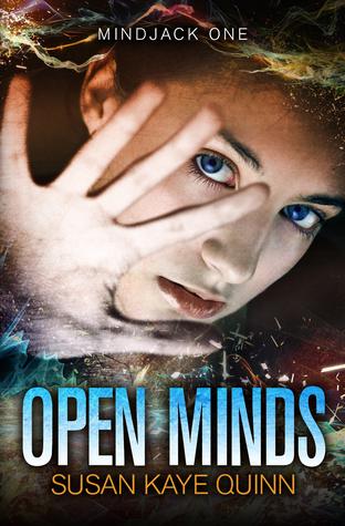 Open Minds (Mindjack, #1)
