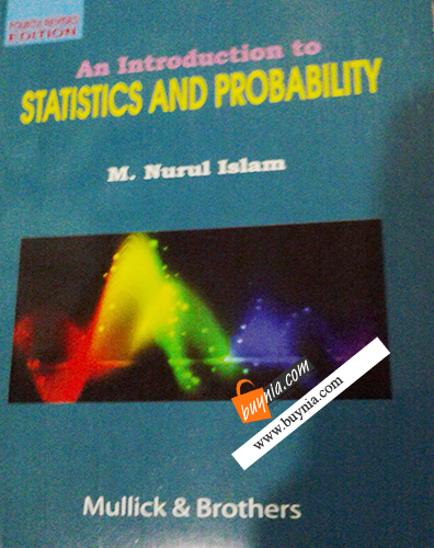 An Introduction to statistics and probability