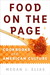 Food on the Page by Megan J Elias
