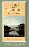 Pride and Prejudice: An Authoritative Text, Backgrounds and Sources Criticism