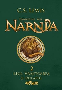 Leul, vrăjitoarea și dulapul (Cronicile din Narnia #2)