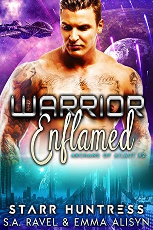 Warrior Enflamed (Archans of Ailaut, #2)
