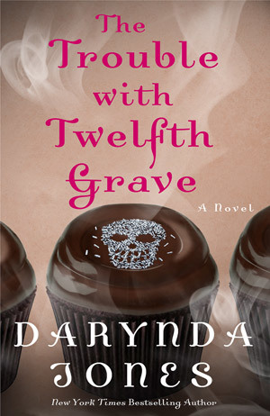 Book Review: The Trouble with Twelfth Grave by Darynda Jones