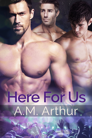 Release Day Review:  Here For Us (Us #1) by A.M. Arthur