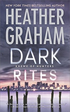 book cover: Dark Rites by Heather Graham