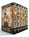 Blaze! Western Series: Six Adult Western Novels