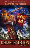 Rome: Defiance of the Legion (Sword of the Legion, #2)