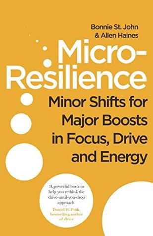 Micro-Resilience: Minor Shifts for Major Boosts in Focus, Drive and Energy