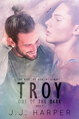 Book Review: Troy : Out of the Dark by J.J. Harper