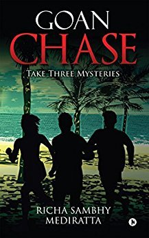 Goan Chase: Take Three Mysteries