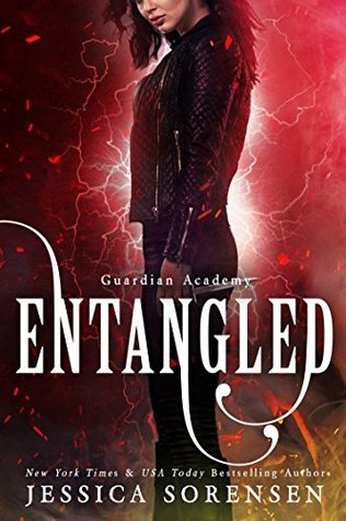 Entangled(Guardian Academy 2)