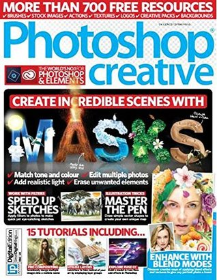 Photoshop Creative Book: Create Incredible Scenes with Mask by Noland Albert