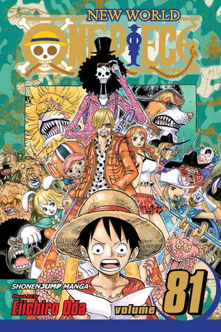 One Piece, Volume 81: Let's Go See the Cat Viper (One Piece, #81)