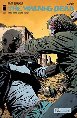 The Walking Dead, Issue #166