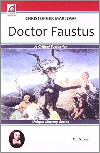 Christopher Marlowe: Dr. Faustus