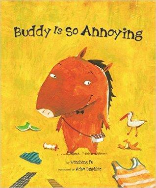 buddy-is-so-annoying