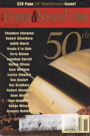 The Magazine of Fantasy & Science Fiction, October/November 1999 (The Magazine of Fantasy & Science Fiction, #578)