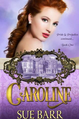 Caroline by Sue Barr | Blog Tour, Review, & Giveaway