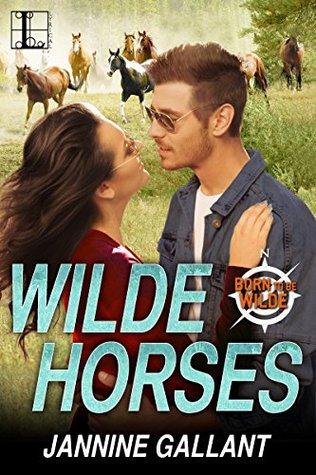 Wilde Horses(Born to Be Wilde 4)