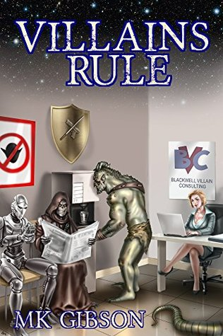 Villains Rule (The Shadow Master #1)
