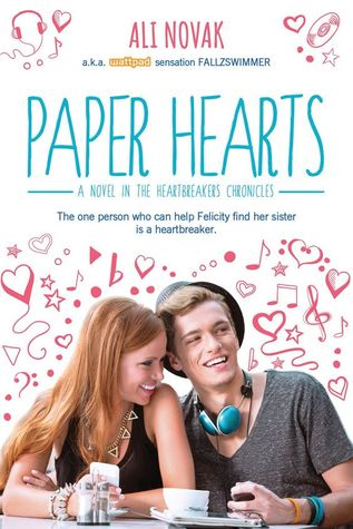 Image result for paper hearts by ali novak