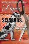 Paper, Scissors, Death by Joanna Campbell Slan