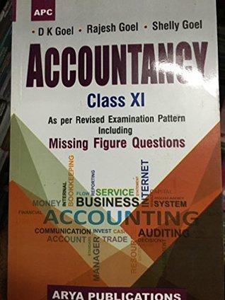Accountancy Class - XI