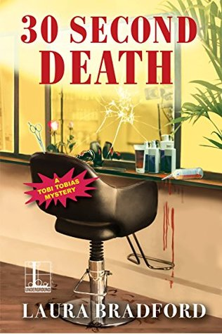 30 Second Death (A Tobi Tobias Mystery #2)
