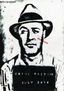 Crime Factory Issue 4