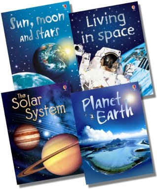 Usborne Beginners Earth & Space Collection - 4 Books RRP £19.96
