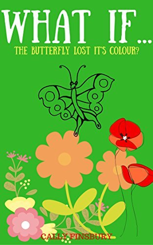 What if the butterfly lost its colour?