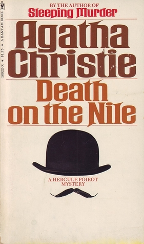Image result for death on the nile book