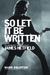 So Let It Be Written by Mark Eglinton