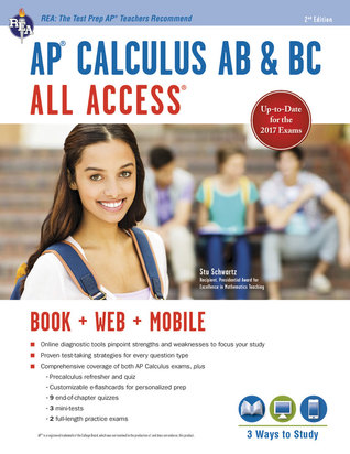 AP® Calculus AB  BC All Access Book + Online