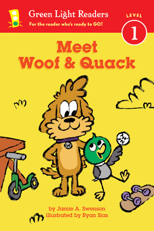 Meet Woof and Quack by Jamie Swenson