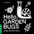 Hello, Garden Bugs: A High-Contrast Book