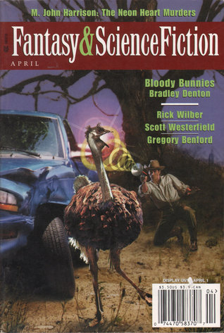Fantasy & Science Fiction, April 2000 (The Magazine of Fantasy & Science Fiction, #583)