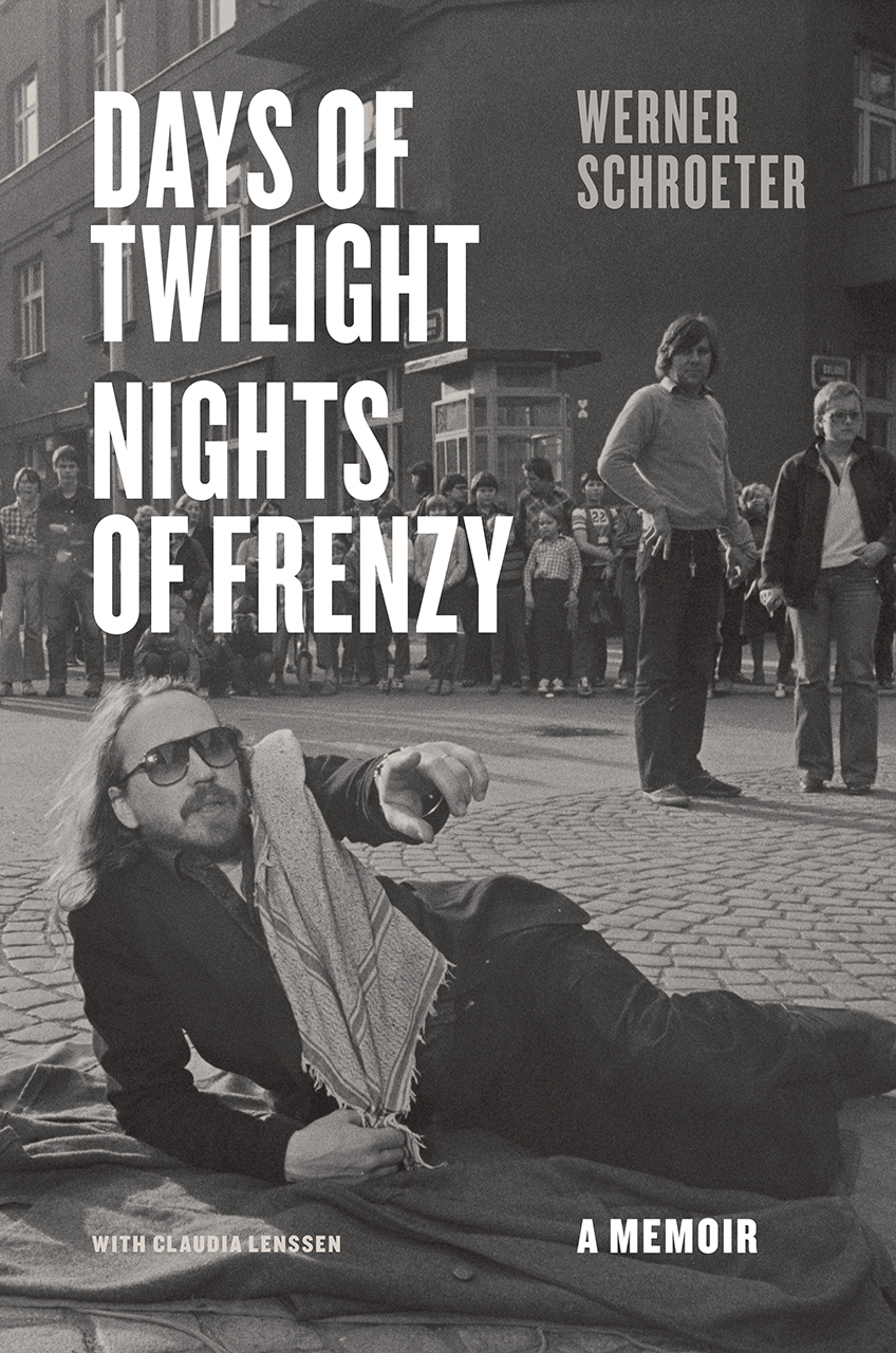 Days of Twilight, Nights of Frenzy: A Memoir