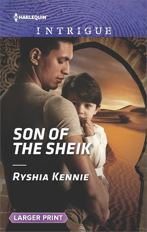 Son of the Sheik (Desert Justice #3)