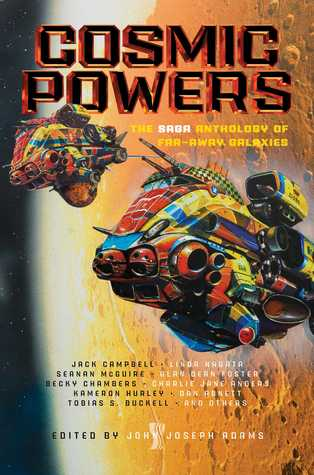 Cosmic Powers: The Saga Anthology of Far-Away Galaxies