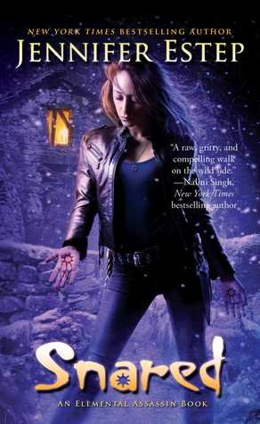 Snared by Jennifer Estep