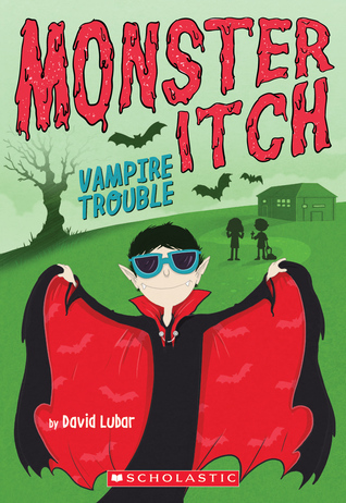 Vampire Trouble (Monster Itch #2)