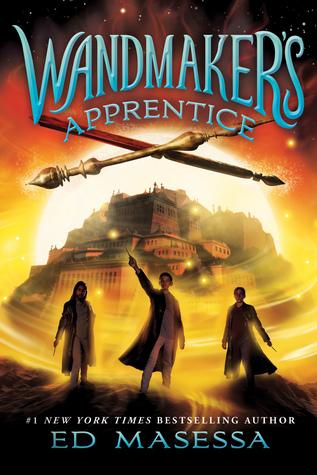 Wandmaker's Apprentice (Wandmaker #2)